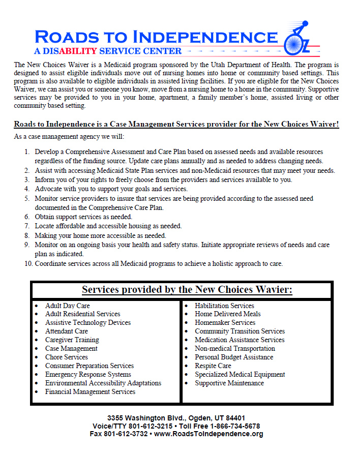 New-Choices-Waiver-Brochure-10-16-15